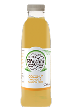 Coconut, Mango & Passion Fruit 500 ml