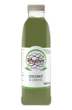 Field And Orchard Greens With Coconut 500ml With Lactose Free Kefir Cultures
