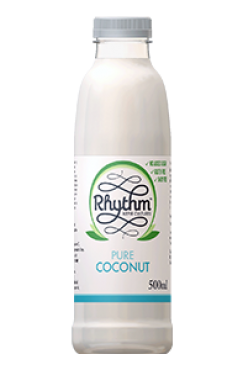 Rhythm Pure Coconut 500ml With Lactose Free Kefir Cultures